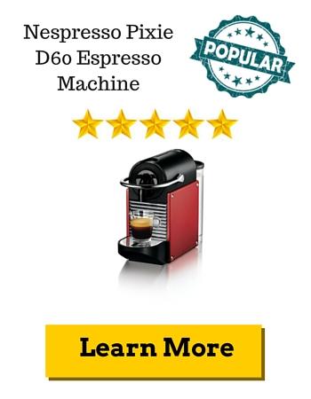 Nespresso Pixie D60 Espresso Machine Review