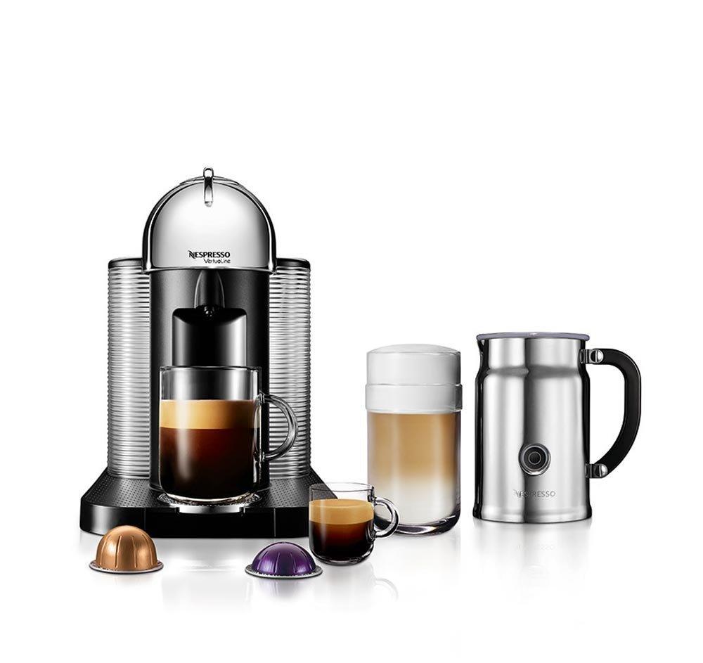Nespresso VertuoLine Espresso Maker Review
