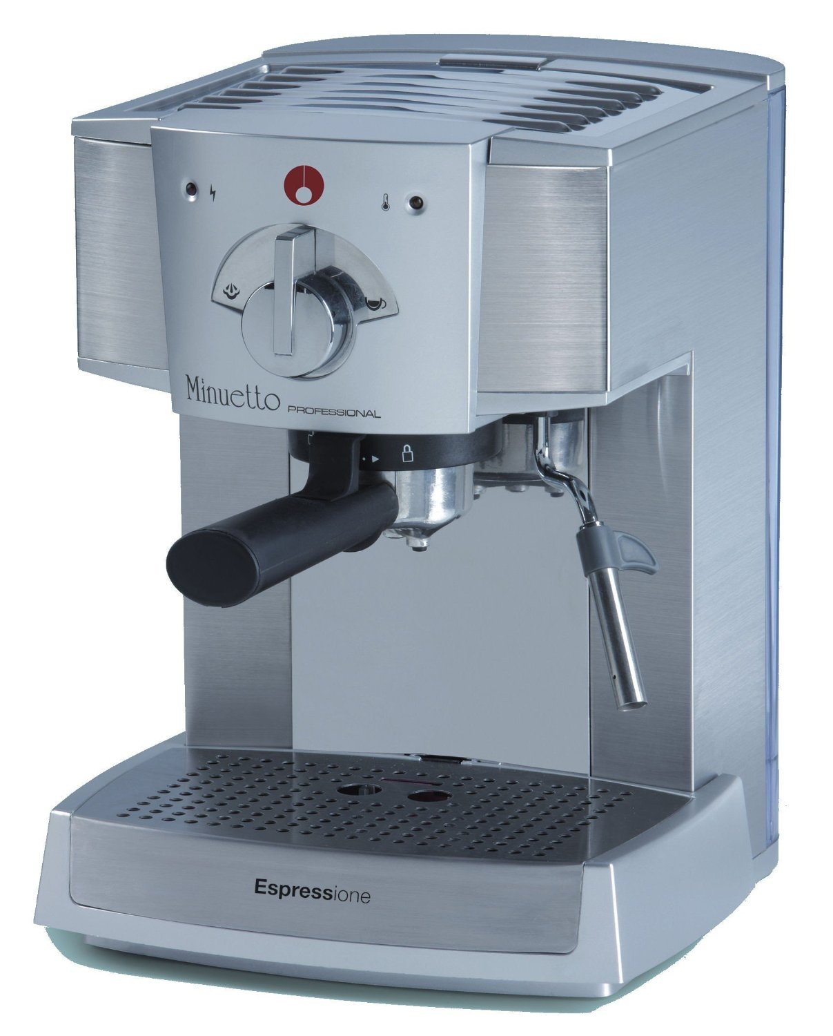 espressione caf minuetto professional espresso machine review. Black Bedroom Furniture Sets. Home Design Ideas
