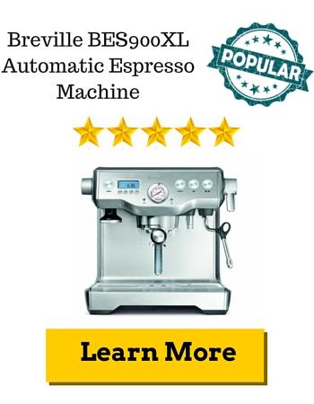 Breville BES900XL Automatic Espresso Machine Review