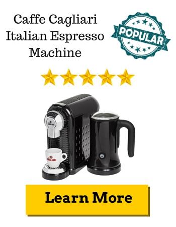 Caffe Cagliari Italian Espresso Machine Review