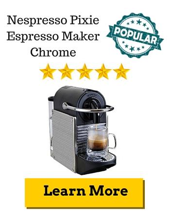 Nespresso Pixie Espresso Maker Chrome Review