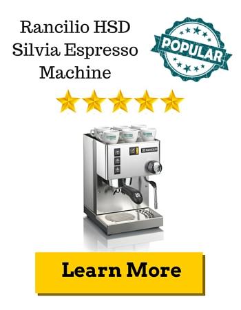 Rancilio HSD Silvia Espresso Machine Review