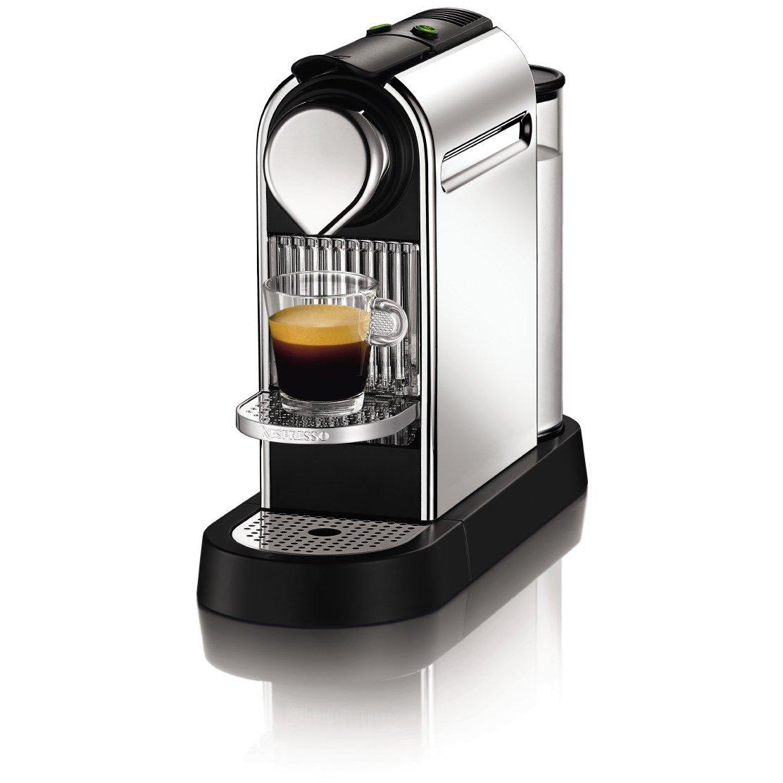 Nespresso Citiz Espresso Maker Review